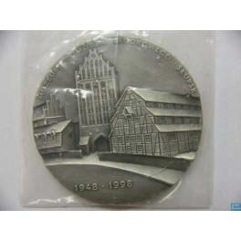 Medal 50 lat Muzeum Pomorza Środkowego w Słupsku